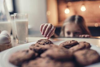 Čokoládové sušenky: Zkuste upéct domácí a po kupovaných už nesáhnete