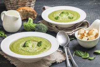 Brokolicový krém: Vyzkoušejte poctivou smetanovou polévku podle video návodu