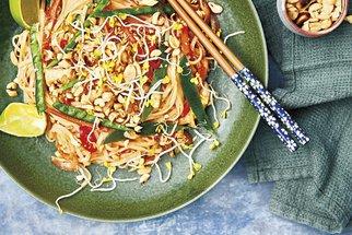 Asijské recepty: Rýžové nudle, ramen a vepřový bůček podle časopisu F.O.O.D.