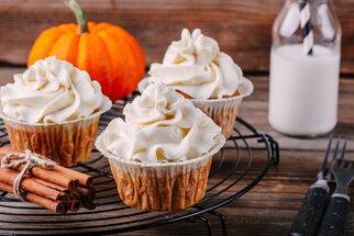 Recepty z dýně: Cheesecake, sušenky i muffiny. Který moučník zkusíte vy?
