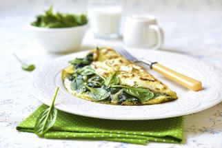 Omeleta: Recept na nadýchanou snídani, jak ji dělají šéfkuchaři