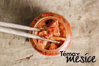 Kimči: Objevte chutný a křupavý salát plný vitaminů a probiotik