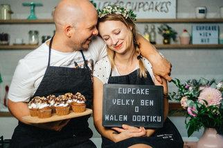 Sladký zázrak z dílny cupcakové královny Lelí Hnidákové: Naučte se ty nejlepší cupcakes