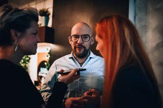 Michelinský kuchař Benedikt Faust: Baví mě úcta Čechů k tradičním receptům