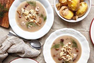 Krkonošské kyselo: Recept na tradiční pokrm našich předků