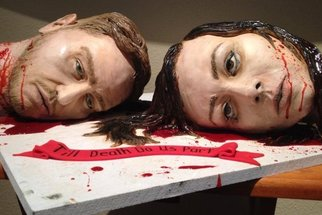 Nejstrašidelnější dorty světa: Bude vám z nich běhat mráz po zádech