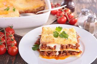 Recept na lasagne: Zkuste tradiční, bezmasou nebo dokonce sladkou variantu!