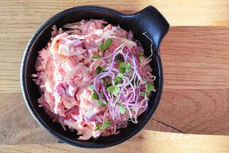 Zelný salát Coleslaw: Vitaminová bomba a skvělá příloha v jednom!