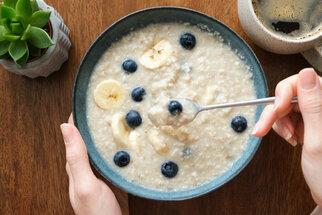 Vločkové kaše: 5 nejlepších k snídani i svačině