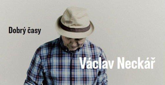 Obal alba Václava Neckáře Dobrý časy