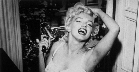 """Marilyn Monroe po půl století vstane z mrtvých. Jako zpívající """"hologram"""""""