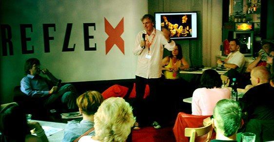 Debata s Janem Šibíkem