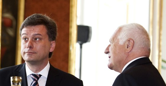 Nový ministr spravedlnosti Pavel Blažek