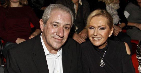Helena Vondráčková a Martin Michal
