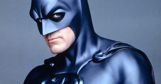 Legendární postava Batmana