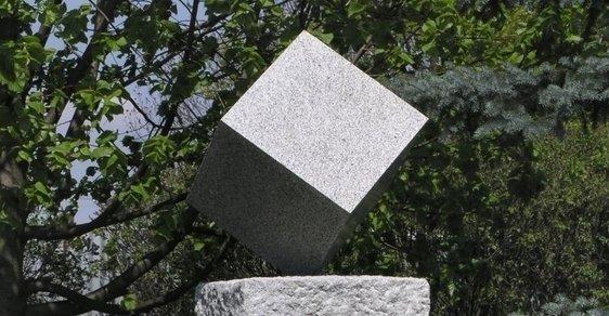 Dačice - kostka