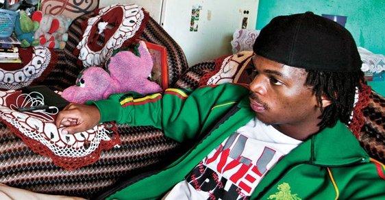 Rapper MC Burney