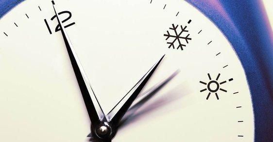 Změna na zimní čas = o hodinu delší spánek
