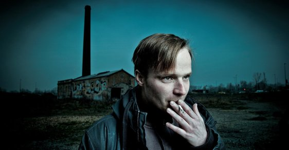 Jsem pozitivní panic, říká herec Kryštof Hádek