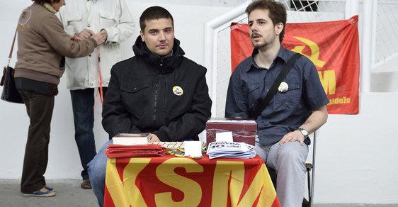 Komunistům ubývají členové po tisících - ilustrační foto