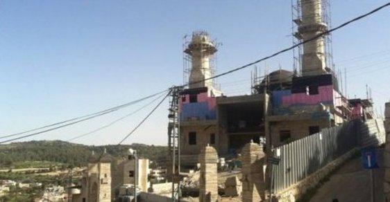 čečensko izrael mešita