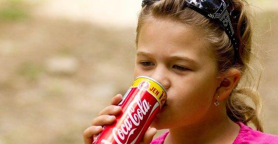 Coca Cola - ilustrační foto