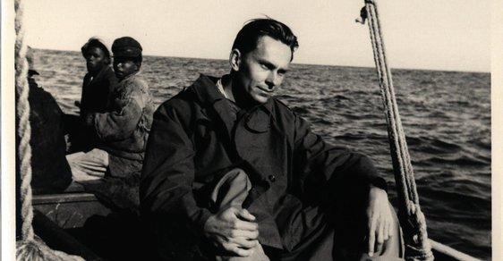 Co si cestovatel Miroslav Zikmund přál k Vánocům, když mu bylo 10 let? Přečtěte si jeho domácí úkol