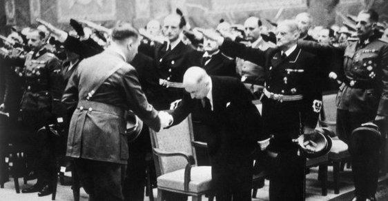 Německá okupace: Jak to bylo s pomstychtivostí Edvarda Beneše a tragickým osudem Emila Háchy
