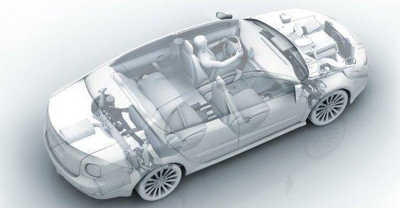 Elektronické systémy v automobilech