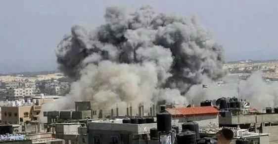 Žhářský útok v Palestině.