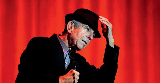 """Leonard Cohen: Odešel muž, který už před čtyřiceti roky tvrdil, že """"skončil jeho život v umění"""""""