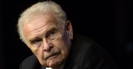 Zemřel divadelní a filmový herec Luděk Munzar, bylo mu 85 let