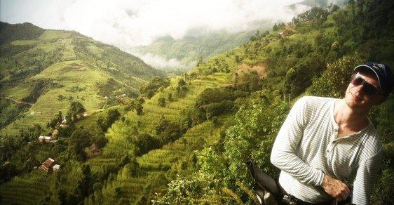Jan Budař pro Reflex: Jak jsem potkal Himálaj