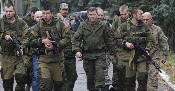 Separatisté v Doněcku chtějí nezávislost, vláda Ukrajiny je nezajímá