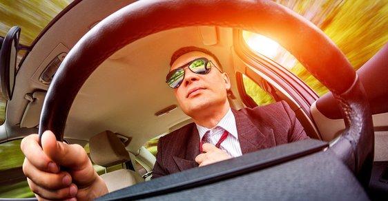 """Po Dubí jezdil """"slepý"""" řidič. Ilustrační foto"""