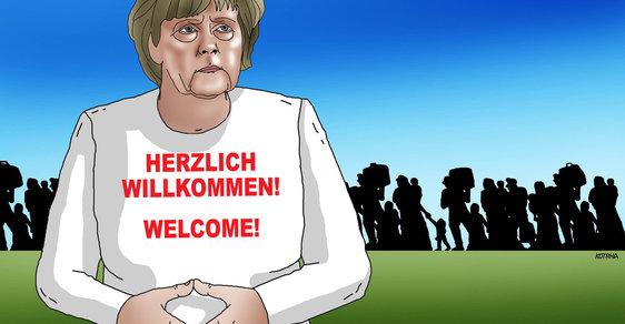 Angela Merkelova