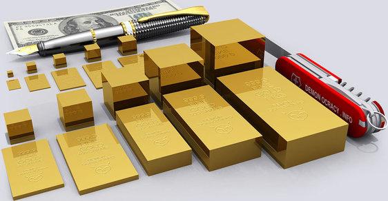 Jaká je skutečná hodnota zlata: 11 vizualizací, která vám to objasní