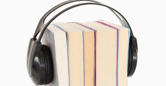 Na rozdíl od klasických knih můžete audioknihy studovat i při jiné činnosti, třeba při sekání trávy nebo při řízení auta