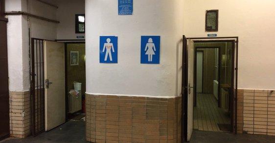 Veřejné toalety (ilustrační foto)