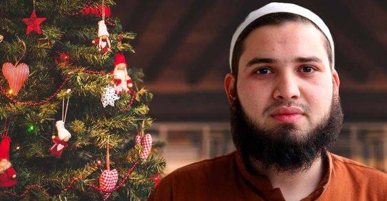 Ne všichni muslimové nemají rádi vánoce. Někteří je respektují