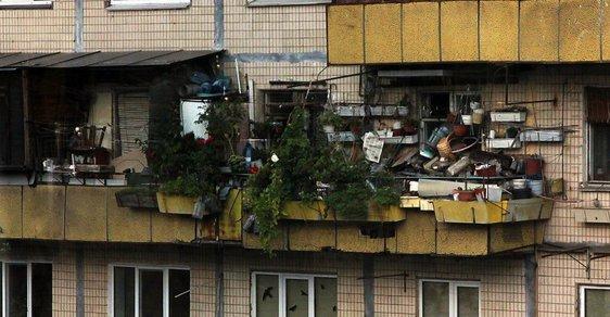 16 nejbláznivějších balkonů z Ruska