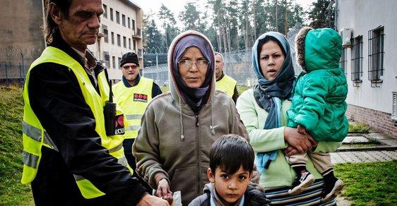 V Česku je uprchlíků méně než málo. Azyl chce 1525 lidí, většina je žen a dětí