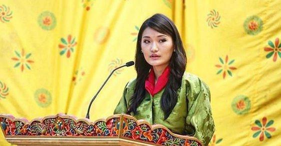 Himálajská Kate. Nejkrásnější královnou světa je prý ta z Bhútánu
