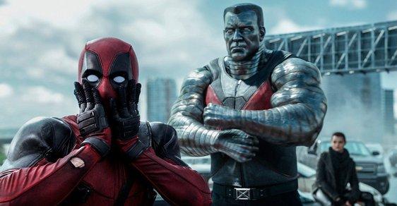 Recenze: Deadpool – Film s dějem tak primitivním, že by mohl žít v amazonské džungli – 80 %