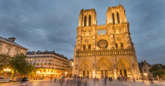 Katedrála Notre-Dame a její historie: Chrámu Matky Boží v Paříži hrozilo zničení už během revoluce