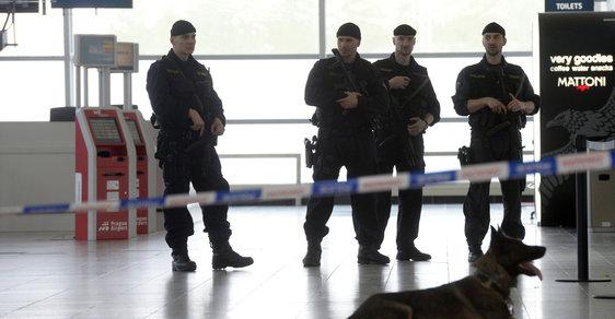 Bruselské letiště obnoví osobní dopravu nejdříve v úterý