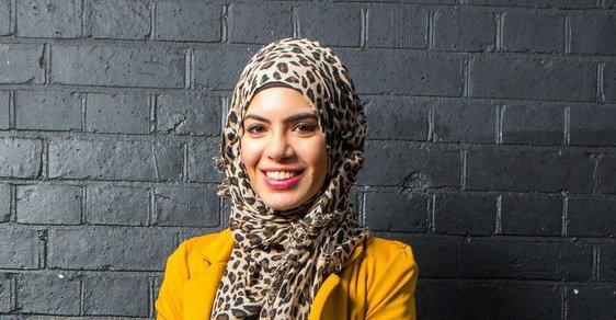 Hidžáb ladí ke všemu, věří mipsterz - muslimské hipsterky