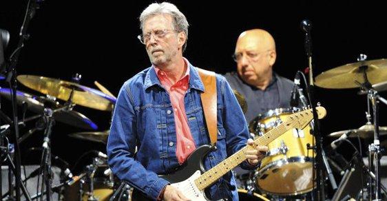 Biografie Claptona ukazuje jeho talent i sebezničující sklony