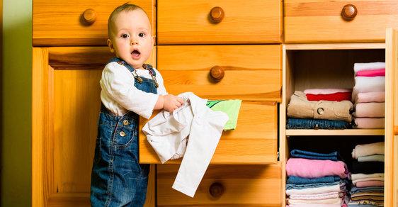 Příručka moderního fotra: Bordel v bytě, šťastné dítě