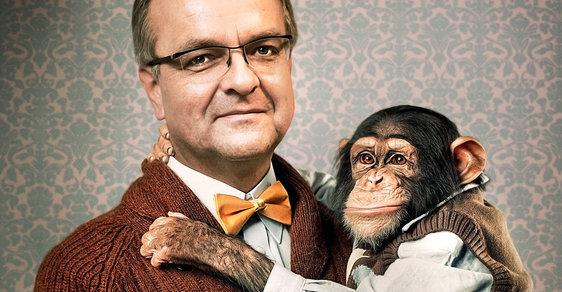 Mirku, chtějí ti vzít opici!